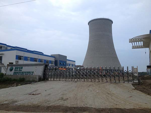 九江国能彭泽生物发电有限
