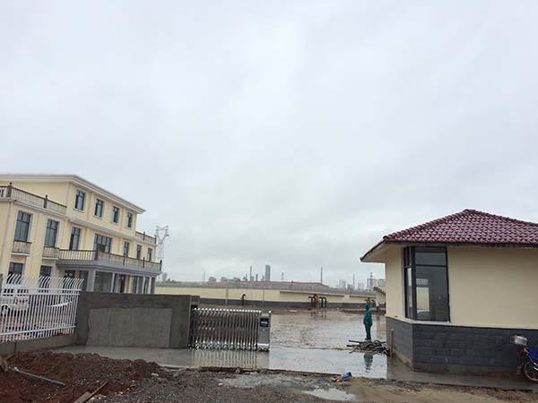 九江永修县艾城污水处理厂